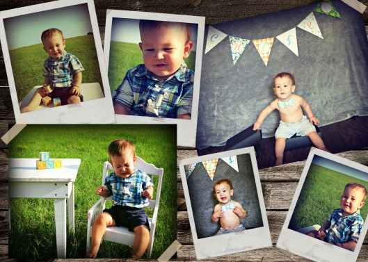 Cullen's first birthday!