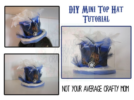 DIY Mini Top Hat